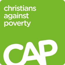 Christians against poverty logo money course